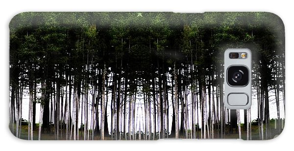 Pine Forest Galaxy Case