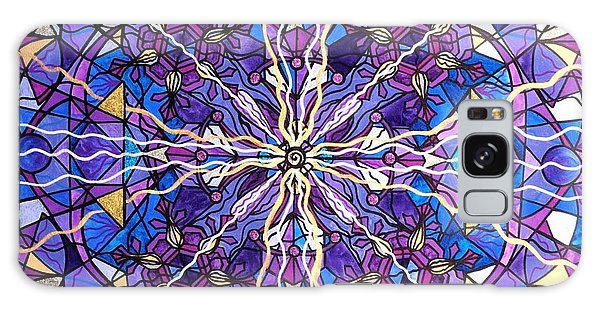 Beautiful Galaxy Case - Pineal Opening by Teal Eye Print Store