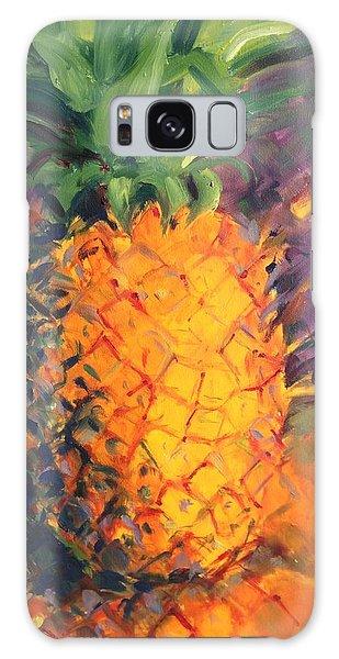 Pineapple Explosion Galaxy Case