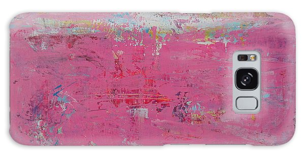 Pink 2 Galaxy Case