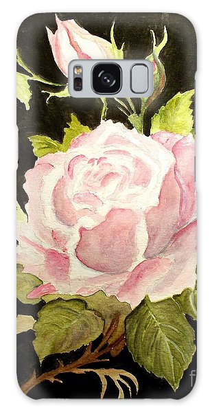 Pink Beauty Galaxy Case by Carol Grimes
