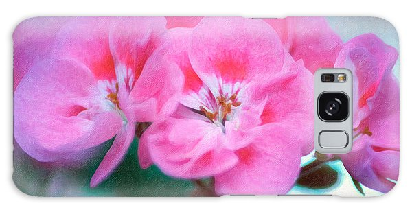 Pink Beauty Galaxy Case