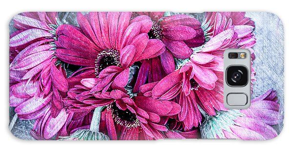 Pink Bouquet Galaxy Case by Susan Cole Kelly Impressions