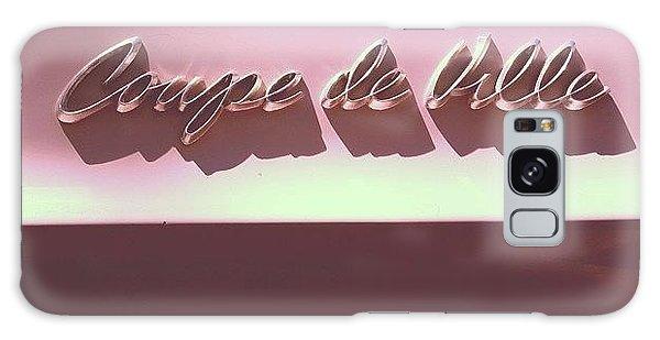Classic Galaxy Case - Pink Cadillac by Heidi Hermes