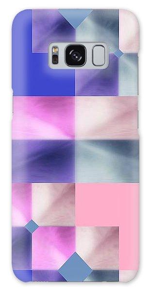 Pink Glow 2 Galaxy Case