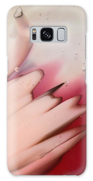 Pink On Pink Galaxy Case