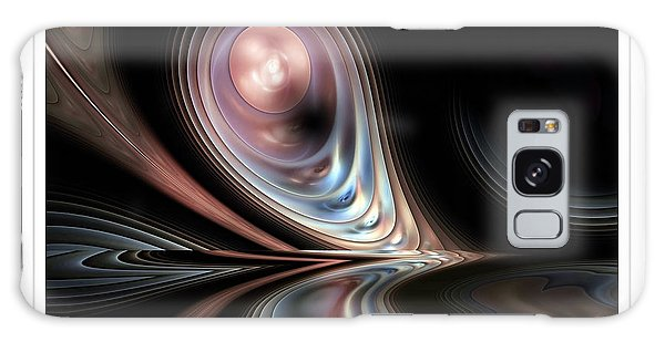 Pink Pearl Galaxy Case by Elaine Manley