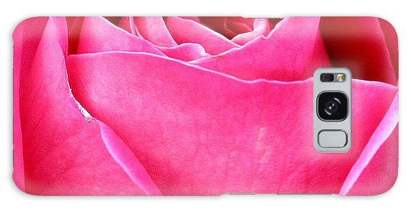 Pink Perfection Galaxy Case by Paula Tohline Calhoun