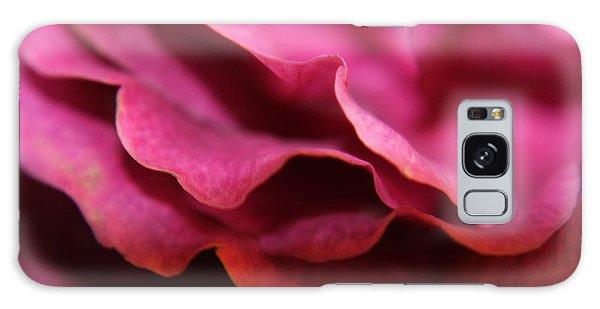 Pink Petal Galaxy Case by Sarah Boyd