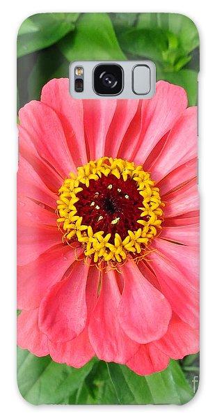 Pink Petals 2 Galaxy Case