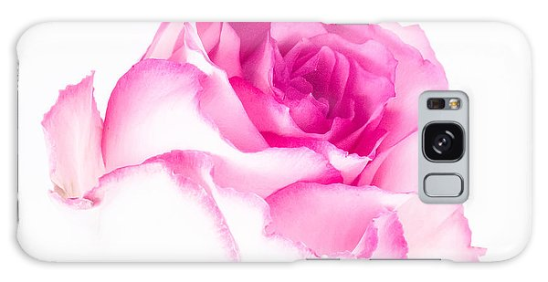 Pink Rose Confection Galaxy Case