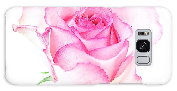 Pink Rose Proud Galaxy Case