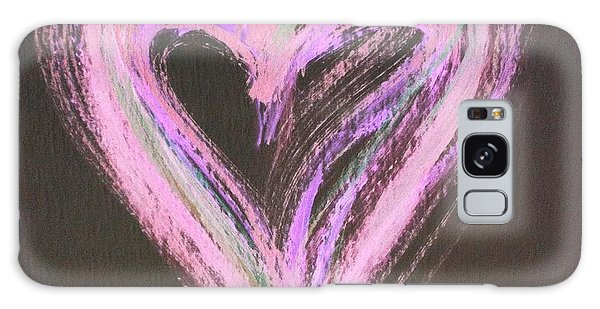 Pink Rules Galaxy Case