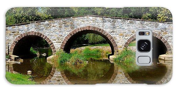 Pinkerton Road Bridge Galaxy Case