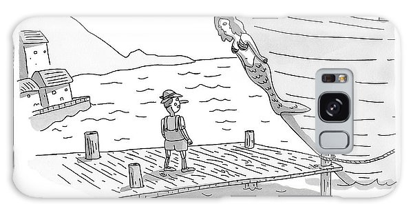 Pinocchio Addresses The Wooden Mermaid Galaxy Case