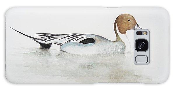 Pintail Duck Galaxy Case