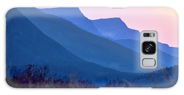 Pintlar Mountain Range Galaxy Case
