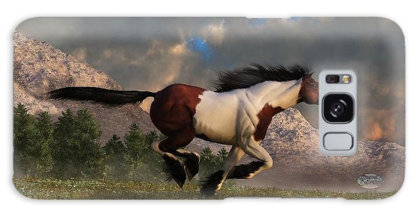 Pinto Mustang Galloping Galaxy Case