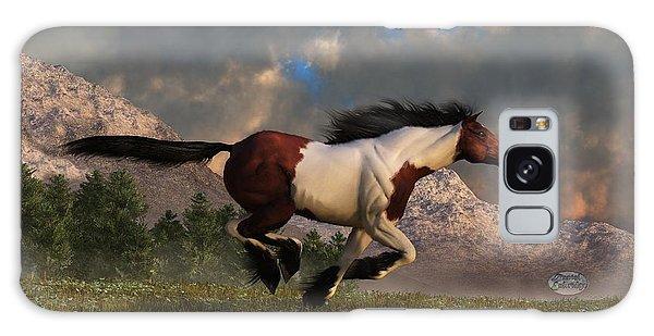 Pinto Mustang Galloping Galaxy Case