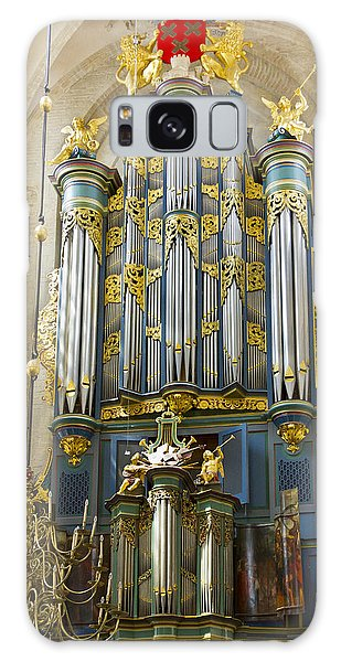 Pipe Organ In Breda Grote Kerk Galaxy Case