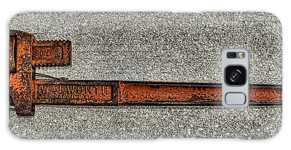 Pipe Wrench Made In U S A Galaxy Case
