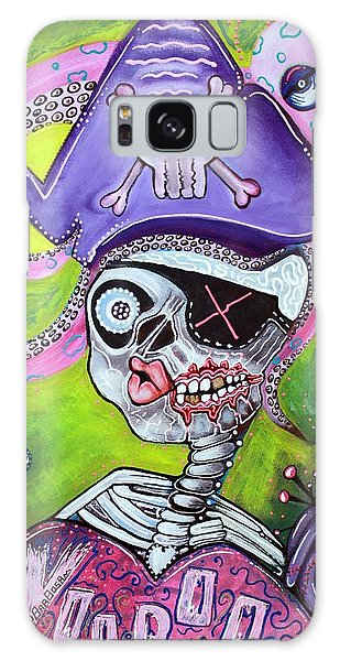 Voodoo Galaxy Case - Pirate Voodoo by Laura Barbosa