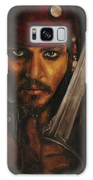 Pirates- Captain Jack Sparrow Galaxy Case