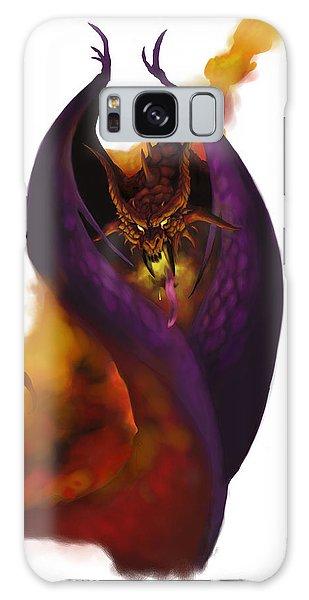 Dungeon Galaxy S8 Case - Pit Fiend by Matt Kedzierski
