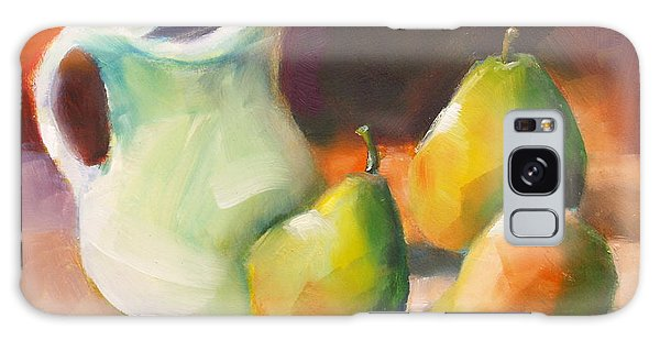 Pitcher And Pears Galaxy Case