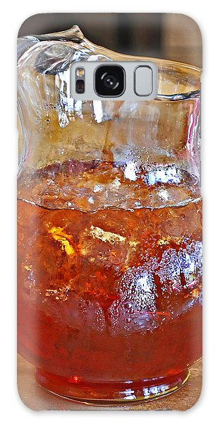Pitcher Of Iced Tea Galaxy Case