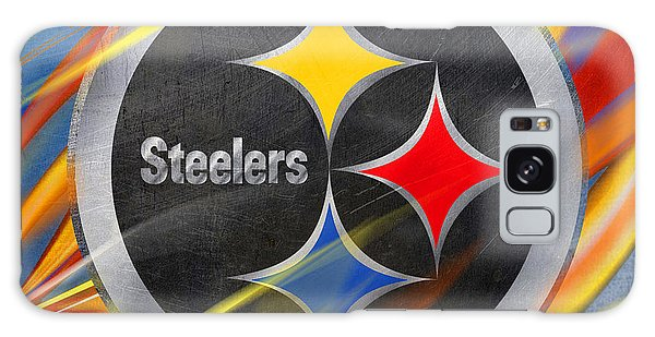 Pittsburgh Steelers Football Galaxy Case