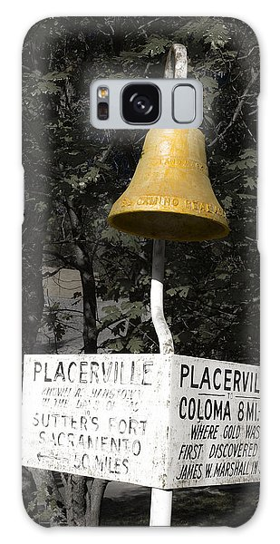 Placerville Bell Galaxy Case