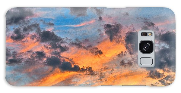 Plainsboro Sunset Galaxy Case by Steven Richman