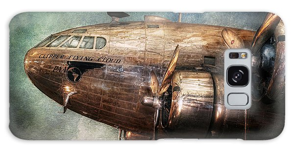 Pilot Galaxy Case - Plane - Pilot - The Flying Cloud  by Mike Savad