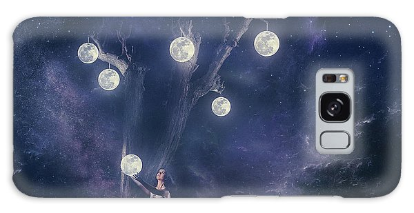 Creative Galaxy Case - Planet Holder by Evgeny Loza
