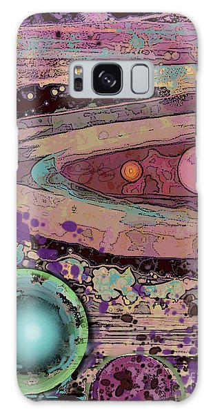 Planet Metallica Galaxy Case