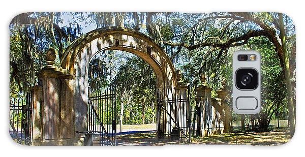 Plantation Gate Galaxy Case
