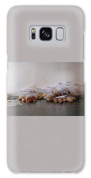 Plastic Bags Of Cookies Galaxy Case