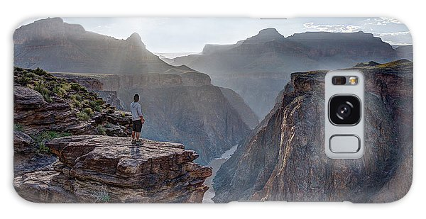 Plateau Point - Grand Canyon Galaxy Case