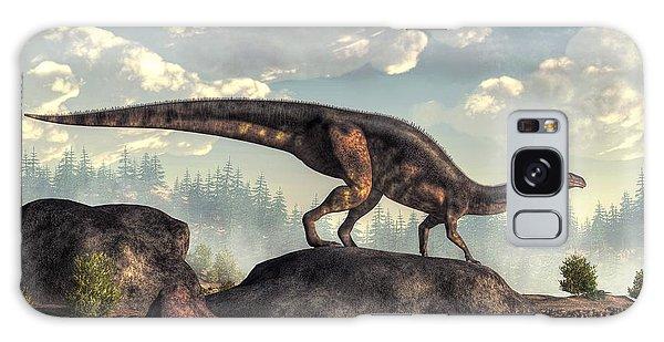 Plateosaurus Galaxy Case