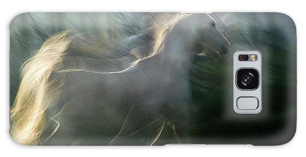 White Horse Galaxy Case - Play Graund by Milan Malovrh