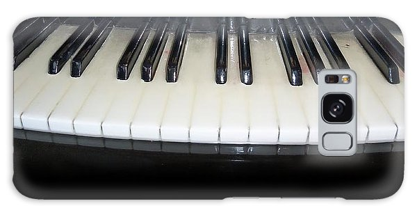 Play My Piano Galaxy Case
