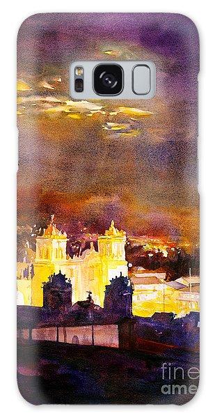 Plaza De Armas- Cusco Galaxy Case
