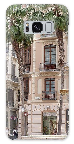 Plaza De La Constitucion - Malaga Galaxy Case