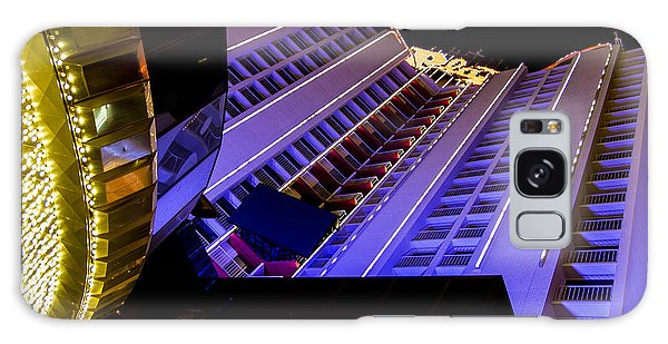 Plaza Hotel Downtown Vegas Galaxy Case