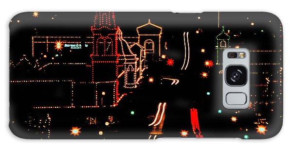 Plaza Lights 1978 Galaxy Case by Thomas Bomstad