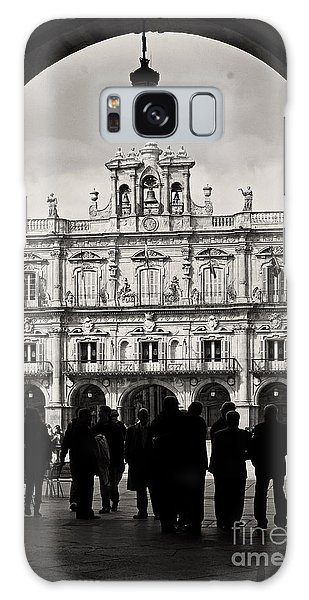 Plaza Mayor Salamanca Galaxy Case