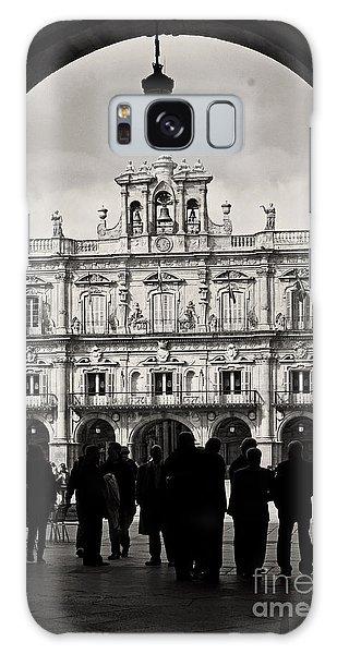 Plaza Mayor Salamanca Galaxy Case by Rudi Prott