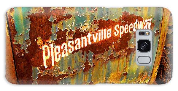 Pleasantville Speedway Galaxy Case by K Scott Teeters
