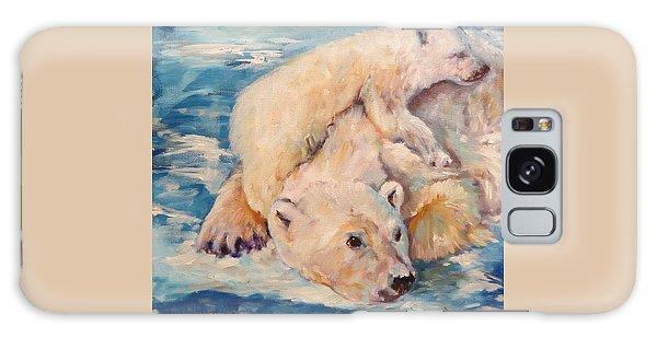 You Need Another Nap, Polar Bears Galaxy Case